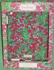 Lilly Pulitzer See You Later iPad 2 iPad 3rd gen Cover Pink Green Alligator NEW