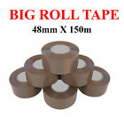 EXTRA STRONG BIG TAPE 48MM X 150M BROWN LARGE PACKING TAPE
