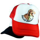 Tyrannosaurus Baseball Mesh Cap - Rebirth Dinosaur Trucker Hat  for Team Friends
