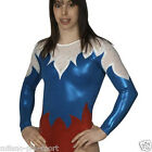 LONG SLEEVED FLAMER LEOTARD BY MILANO PRO SPORT CODE 2090602