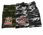 T. Micheal Camo Basic Workout Shorts- New