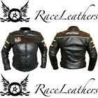 RK PESSION BLACK LEATHER LADIES WOMENS SHORT SUMMER MOTORCYCLE MOTORBIKE JACKET