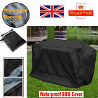 Larger BBQ Cover Outdoor Patio Barbecue Scootor Grill Rain Protector Waterproof