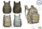50L Outdoor Crew Cab Tactical Backpack Military Camping Hiking Trekking 11009