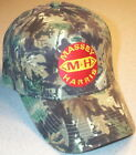 Camo Massey Harris Embroidered Hat (4 types)