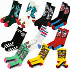 SANTA CRUZ Skateboard Socks Screaming Hand, Fast Times, Jason Jessee Pray
