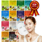 Malie Korean Face Mask Sheet Pack Facial Mask Moisture Skin Care UK Seller