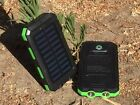 2020 Waterproof 900000mAh USB Portable Solar Charger Solar Power Bank For Phone