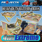 NISSAN PATROL GQ AUX BATTERY TRAY DUAL BATTERY SYSTEM + SUIT MANY VEHICLES
