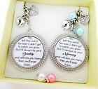 S.Keyring (3)*SET* You left too soon..Daddy & Mummy of an Angel,Baby loss, SIDS