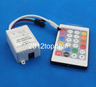 DC5V 12V 24Key IR Remote Controller  WS2811 WS2812B Pixel LED Strip Light Module