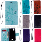 Fashion Book Style Flip Magnetic Stand Wallet PU Leather Cover Case For Phone MT