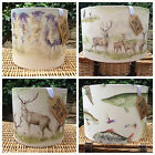 Custom Made Lampshade Choice of 50+ Voyage Country fabrics sizes Made to order
