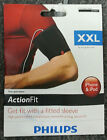 PHILIPS ACTION FIT SPORT ARMBAND SLEEVE- MP3 IPOD IPHONE SMARTPHONE ZUNE ANDROID