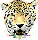 LEOPARD HEAD  MOTORBIKE DECAL GRAPHIC STICKER WALL ART VARIOUS SIZES