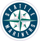MLB Seattle Mariners 5 year outdoor air egress vinyl decal sticker 3 sizes on Ebay