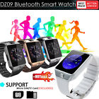 DZ09 Bluetooth Smart Watch Phone GSM SIM Card For iOS iPhone LG Samsung Android