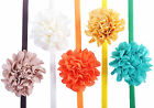 Headband Baby Small Ruffle Scrunchie Lace Soft, Comfortable Accessory