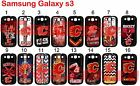Calgary Flames Samsung Galaxy s3 Case Hard Silicone Case $12.99 USD on eBay