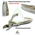 Professional Heavy Duty Ingrown Toe Nail Clipper Nipper Chiropody Podiatry CE..
