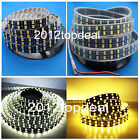 Double Row 600leds 5M 5050 120LEDs/M Warm/Cool Flexible Strip Light DC12V