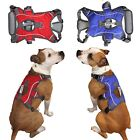 HEAVY DUTY Comfortable Dog Harness Vest HANDLE Lift PADDED Medium Large M, L, XL