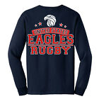 Long-Sleeve Rugby USA Eagles T-Shirt