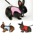 Kyпить Adjustable Pet Harness Leash Rabbit Squirrel Lead Collar Mesh Vest for Small Pet на еВаy.соm