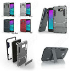 Hybird Armor Heavy Duty Slim Case with Kickstand for Samsung Galaxy Note 5 GN5