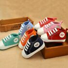 Infant Cute Toddler Sneakers Baby Boys Girls Soft Sole Crib Shoes Newborn 0-12M
