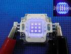 10W High Power LED UV Light Chip 365nm 375NM 385nm 395nm 410nm 430nmUltra Violet