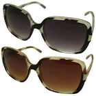 Ladies Large Fashion Gradient Sunglasses Shades 60384