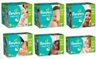 Pampers, Baby Dry Diapers, Size 1 2 3 4 5 6 - PICK ANY SIZE & QUANTITY