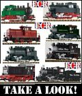 NEW PIKO G SCALE 45mm GAUGE RAILWAY LOCO COMPATIBLE ELECTRIC LGB ETC TRAIN SET