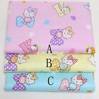 50cm*160CM Hello Kitty 100%cotton fabric Quilting Clothes Bedding Sewing 016