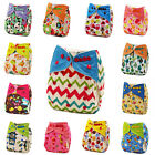 Lovely Baby Newborn Washable Reusable Pocket Nappy Cloth Diaper Cover Wrap