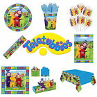 TELETUBBIES PARTY DECORATIONS & TABLEWARE - TINKY WINKY, DIPSY, LALA, PO