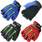 Outdoor Sports Bike Bicycle Breathable Shockproof GEL Cycling Half FInger Gloves