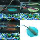 Luminous Emulational Stingray Silicone Aquarium Fish Tank Decoration With Sucker