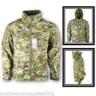 MENS TACTICAL MICRO SHELL JACKET WATER RESISTANT DELTA NYLON MILITARY COAT ARMY