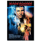BLADE RUNNER harrison FORD sean YOUNG SCI-FI film Movie Poster 13x20 24x36inch