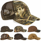 DRI DUCK Mens Mallard Cap Structured six-panel Hat 3254