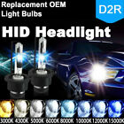 2x D2R 35W 5K 6K 8K HID Xenon Replacement Low/High Beam Headlight Light Bulb NEW