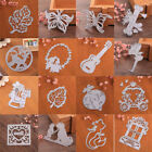Cute Metal Cutting Dies Stencil For DIY Scrapbooking Embossing Paper Card Decor
