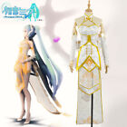 Vocaloid Miku Asymmetric Phenix High Low Cheongsam Cosplay Costume Custom Made