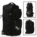 TACTICAL SLING BAG MULTICAM BLACK ARMY PACK PAINTBALLING FISHING AIRSOFT