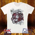 PARKWAY DRIVE EELS METALCORE I KILLED THE PROM QUEEN EMMURE WHITE T-SHIRT 315
