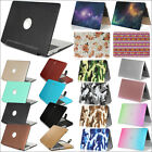 "2in1 PU Leather Universe Marble Rainbow Case for Retina 12"" Air Pro 11"" 13""15"""