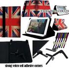 New FOLIO LEATHER STAND COVER CASE For Various 7* 10* Freelander Models Tablet