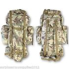 BRITISH ARMY CADET 60 LITRE RUCKSACK MTP BTP HIKING CAMPING CYCLING BACKPACK DOE